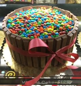 キットカットのケーキ
