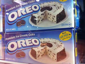 アメリカのオレオ、アイスクリームバージョン