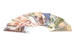 海外銀行口座残高(アメリカ)