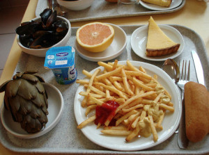 世界の給食(フランス)