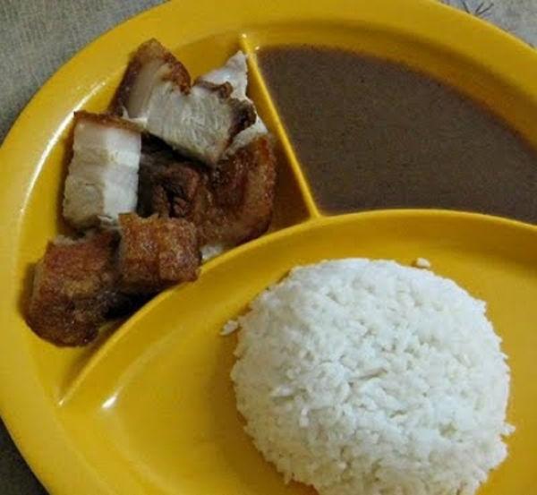 世界の給食(フィリピン)