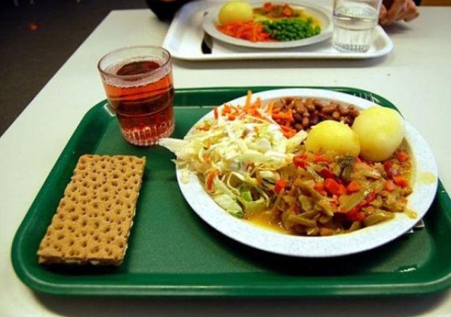 世界の給食(スウェーデン)