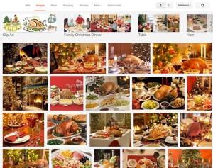 クリスマス料理(チキン)