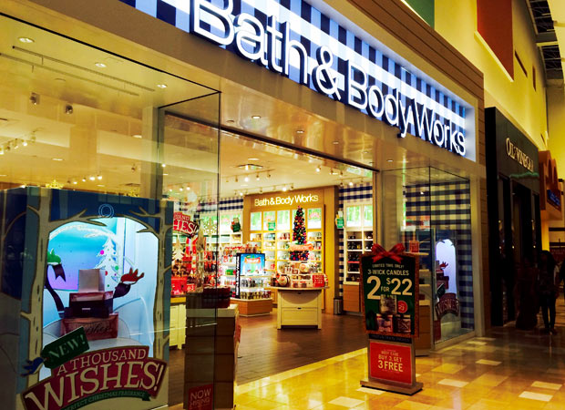Bath and Body Works お土産