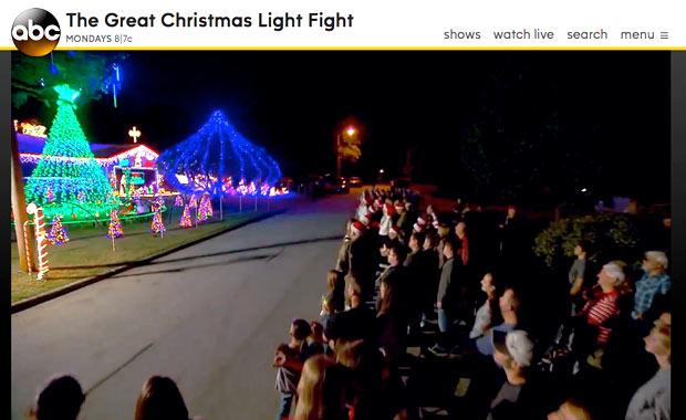 クリスマスライトに命を掛ける人々(笑)07