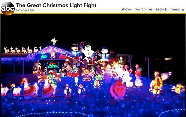 クリスマスライトに命を掛ける人々(笑)03