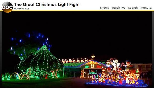 クリスマスライトに命を掛ける人々(笑)02