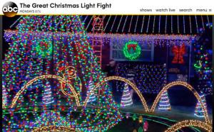 クリスマスライトに命を掛ける人々(笑)06