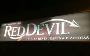 アリゾナの美味しいレストラン Red Devil(レッドデビル)