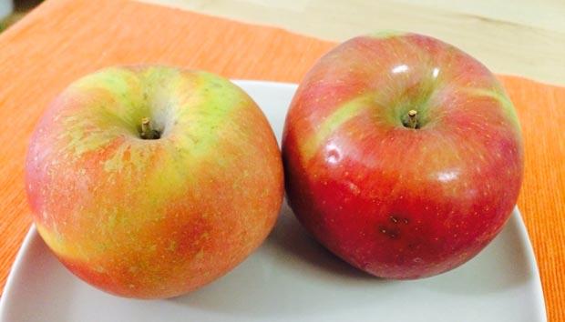りんごのワックスの害