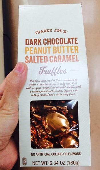 トレーダージョーズのチョコレート