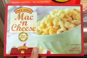 トレーダージョーズのおすすめ冷凍食品(マック&チーズ)