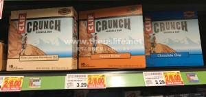 Clif Crunch クリフクランチ