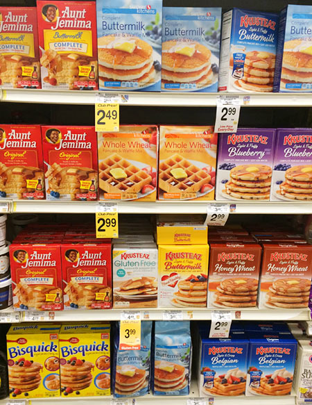 アメリカのスーパーで買えるお土産ランキング!