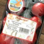トレーダージョーズおすすめのトマト「High-Lycopene-tomatoes」