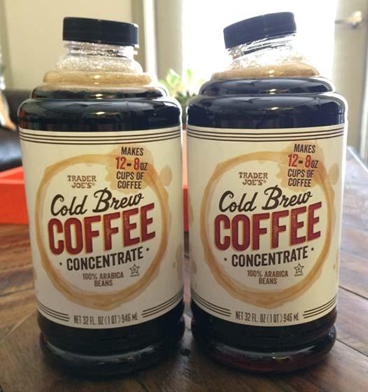 トレーダージョーズの水出しコーヒー