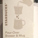 ドリップコーヒーを作る器具を、英語では「Pour Over」と言います。