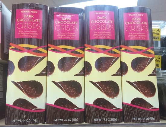 トレーダージョーズのお菓子(チョコレートチップス)