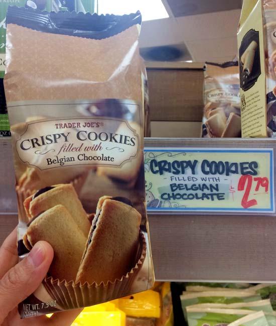 トレーダージョーズのお菓子(クッキー)