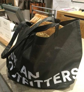 Urban Outfitters(アーバン・アウトフィッターズ)ショッパーズバッグ