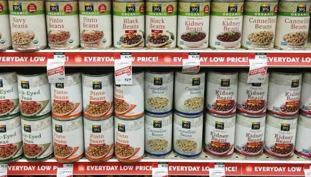ホールフーズのプライベードブランド 365 everyday value