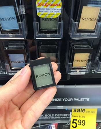 Revronのアイシャドー