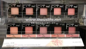 Walgreens MAYBELLINE のチーク