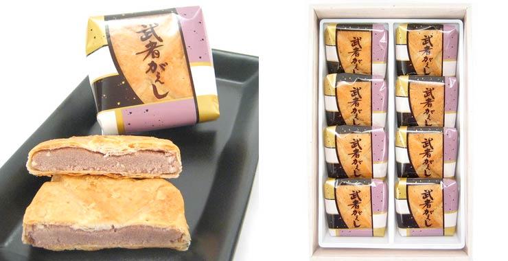 熊本のお土産ランキング10位:武者がえし