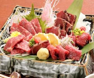 熊本のお土産ランキング4位:熊本の馬刺