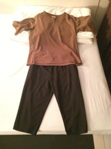 羽田空港内にあるホテル、ファーストキャビンのホテル内アメニティ