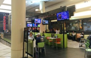 ロサンゼルス国際空港内のレストラン
