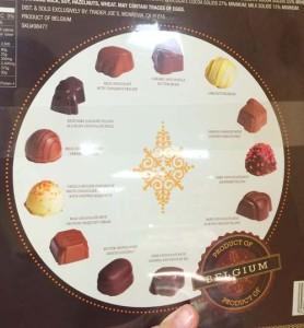 トレーダージョーズの季節限定お菓子(チョコレート)
