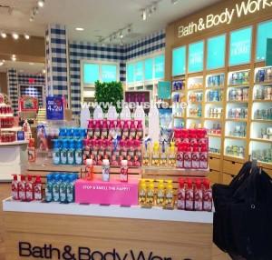 アメリカでお土産が買えるお店(Bath and Body Works)