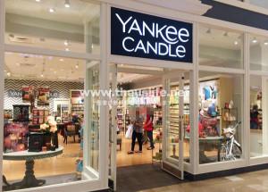 アメリカでお土産が買えるお店(Yankee Candle)