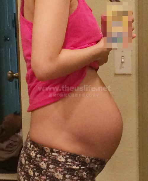 妊娠25週のお腹の大きさ