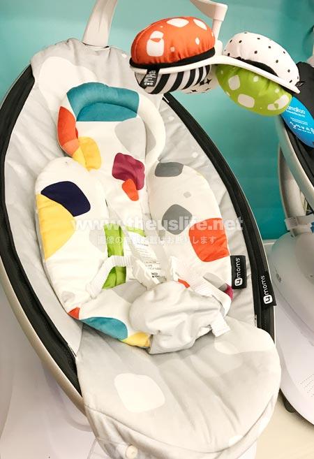 新生児用のインサートシート