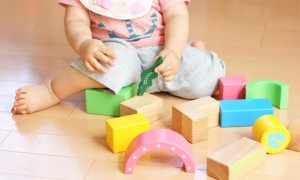 生後3ヶ月の赤ちゃんのおもちゃ