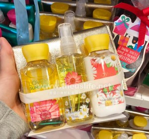 Bath and Body Works のギフト
