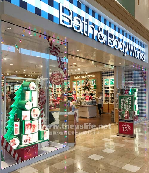 Bath and Body Works 外観