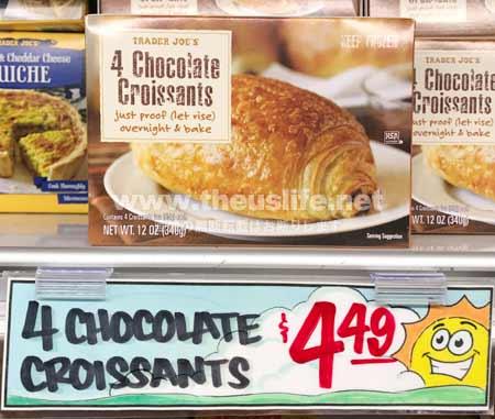 Trader Joe's  チョコクロワッサン