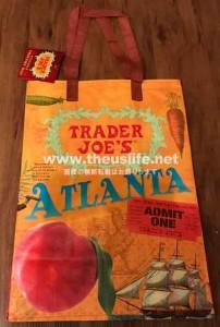 Traderjoes アトランタのエコバッグ