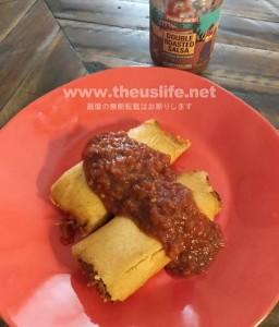 Traderjoe'sのメキシコ料理 タマレ
