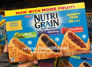 Nutri Grain バラエティパック48個入