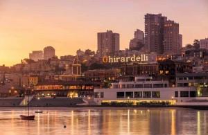 Ghirardelli Square(ギラデリスクウェア)サンフランシスコ