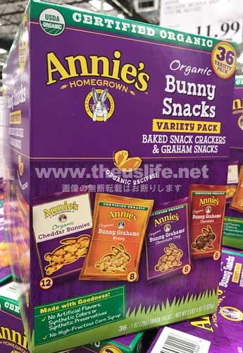 Annie's(アニーズ)クッキー詰め合わせ 36個入