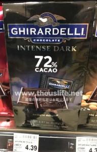 Ghirardelli(ギラデリ)72%カカオ ダークチョコレート