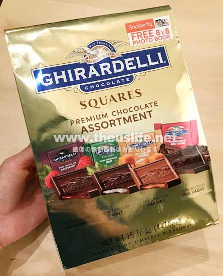 Ghirardelli(ギラデリ)スクウェアチョコレートアソートメント