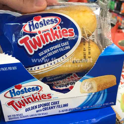 Hostess(ホステス)のクリームケーキ