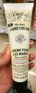 J.R. Watkins(ジェイアールワトキンス)のココナッツミルクのハンドクリーム