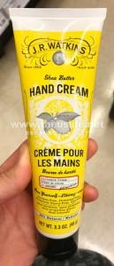 J.R. Watkins(ジェイアールワトキンス)レモンハンドクリーム